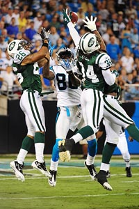 Jets Secondary