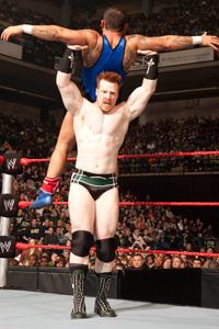 WWE champ Sheamus