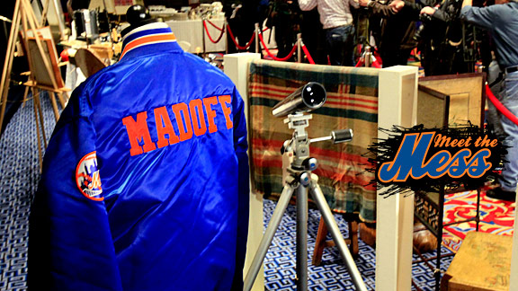 Bernie Madoff's Mets Jacket