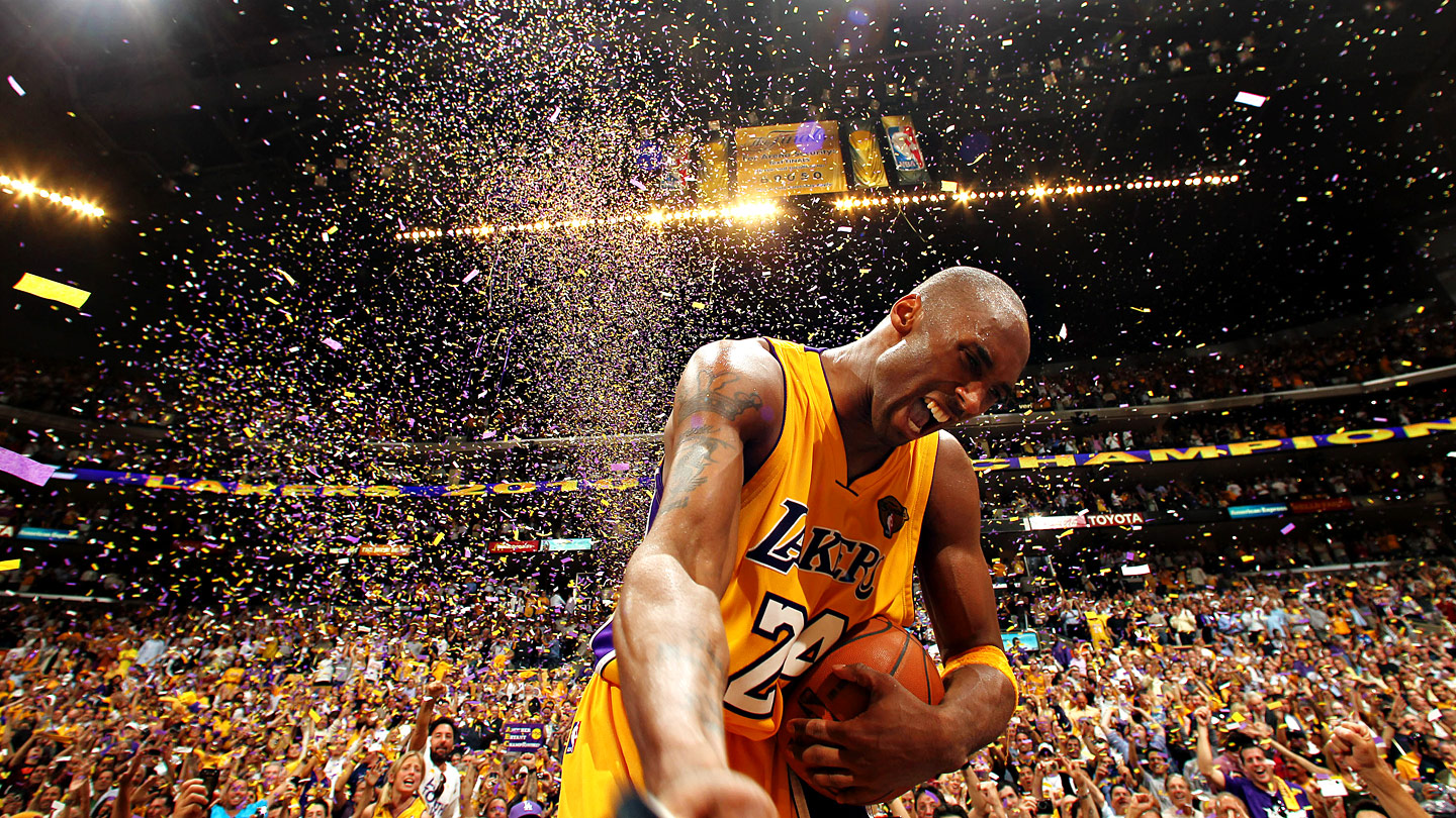 Kobe Bryant NBA Finals - The Rundown in Photos - ESPN