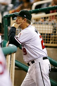 Albuquerque Isotopes manager Tim Wallach