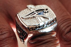 Super Bowl XXXVI ring
