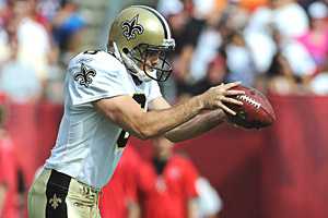 Al Messerschmidt/Getty Images Thomas Morstead of New Orleans, drafted