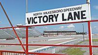 North Wilkesboro Speedway's Victory Lane