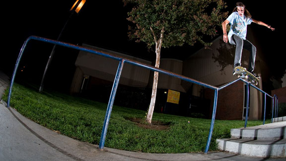Figgy Skateboarder