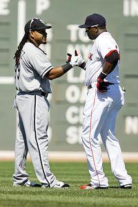 Manny Ramirez and David Ortiz