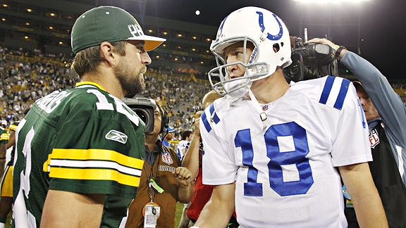 Manning/Rodgers