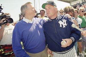 George Steinbrenner, Buck Showalter