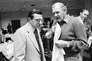 JoePa and Bear Bryant
