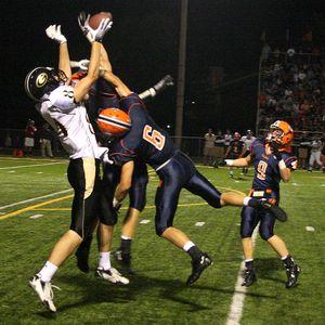 Glenbard North High School vs. Naperville North High School