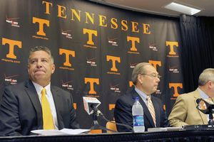 UT Press Conference