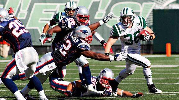 Patriots at Jets