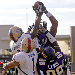 ECU vs. Tulsa final play