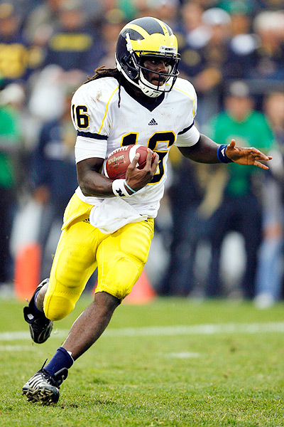 Denard Robinson Return NFL Draft