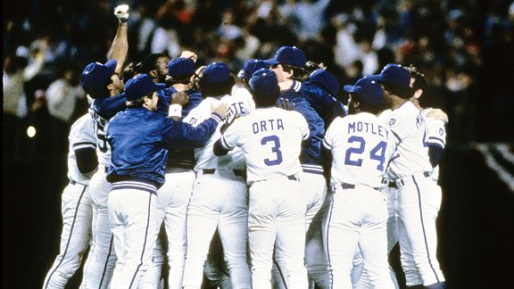 Baseball's Kansas City ROYALS unable to reclaim magic of 25 years ...