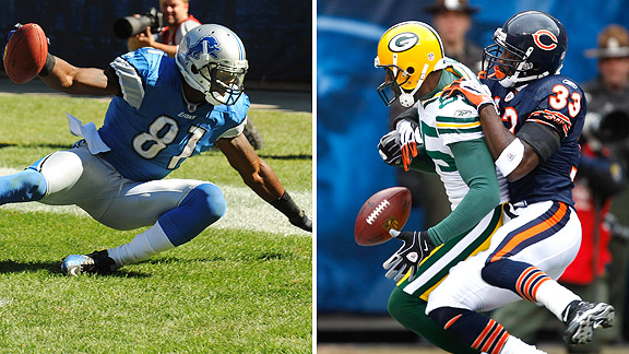Calvin Johnson/Greg Jennings