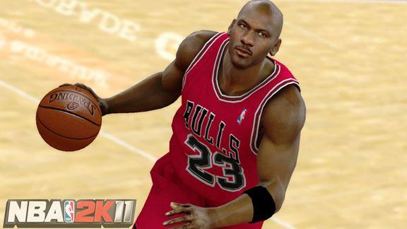 Michael Jordan 39 S Erratic Video Game History