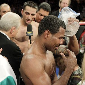 Shane Mosley and Sergio Mora