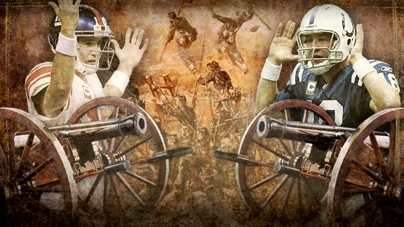 Eli and Peyton Manning (Civil War)