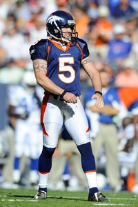Ron Chenoy/US Presswire Kicker Matt Prater, a close friend of Kenny