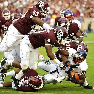 Texas A&M Defense