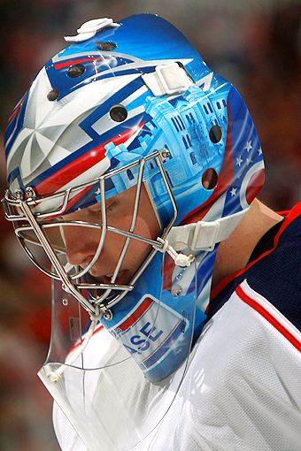 Steve Mason, Columbus Blue Jackets