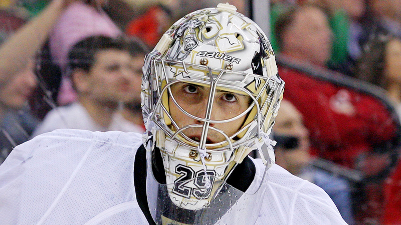 30 Goalie Masks Of The Nhl Espn
