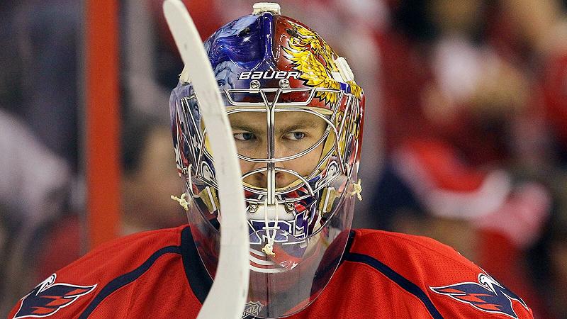 Semyon Varlamov, Washington Capitals