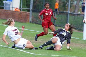 Boston College Woman's soccer