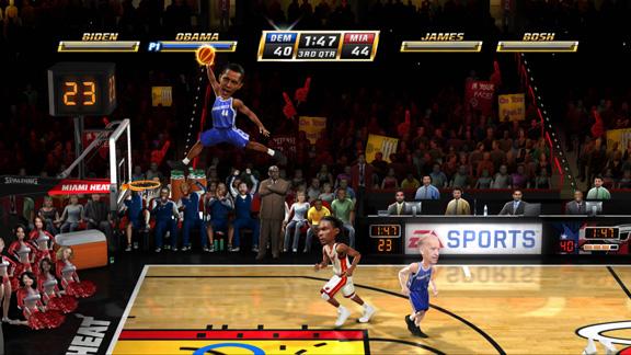 NBA Obama