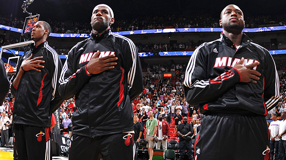 Miami Heat Big 3