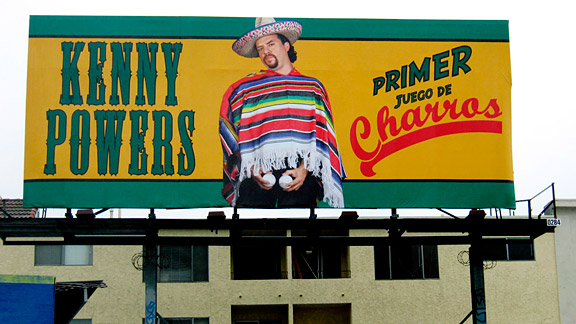 'Eastbound & Down' Billboard