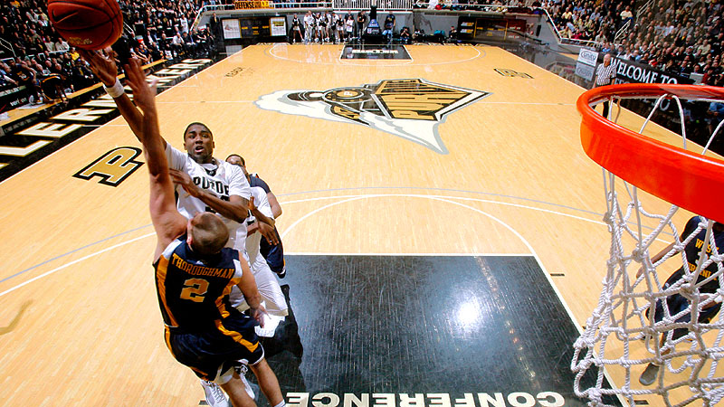 Purdue at West Virginia