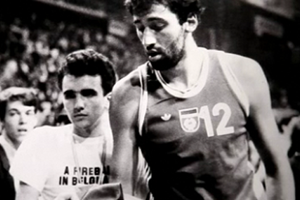 Divac and Petrovic