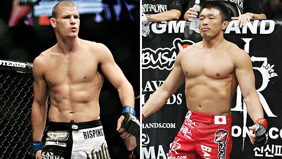 UFC 120: Bisping vs Akiyama - ...