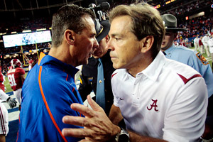 Nick Saban & Urban Meyer