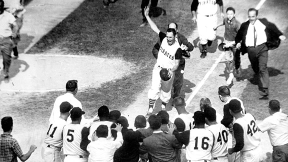 Bill Mazeroski