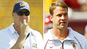 Jeff Tedford and Lane Kiffin