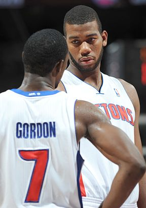 Greg Monroe and Ben Gordon