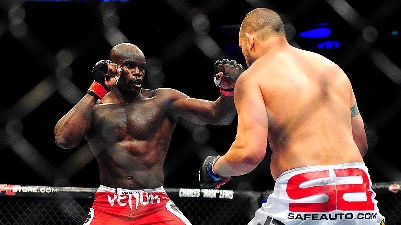 Cheick Kongo vs. Travis Browne