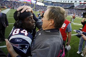 Deion Branch, Bill Belichick