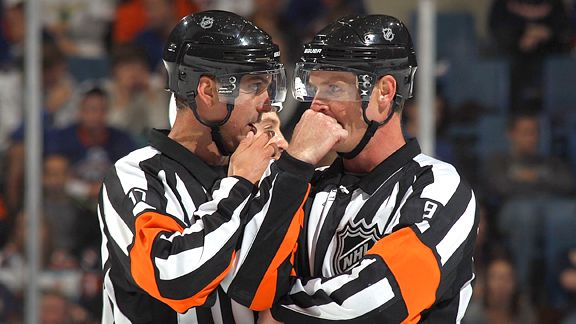 NHL Referee