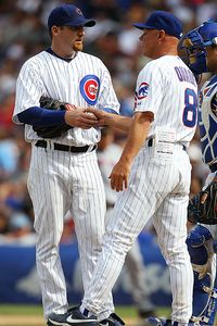Ryan Dempster, Mike Quade