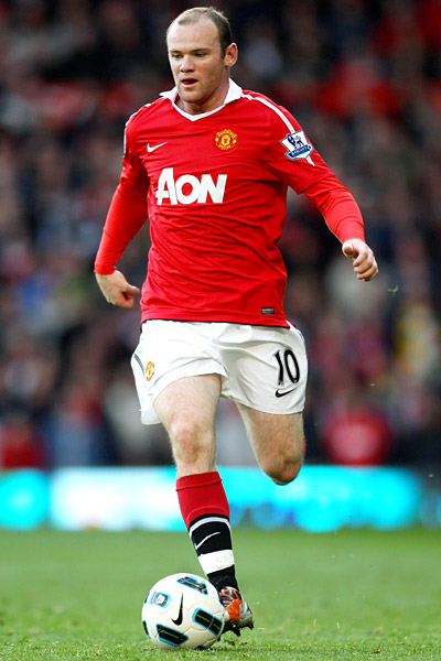 Wayne Rooney 400 Appearances Gallery Wayne Rooney Manchester United agree to year contract ESPN