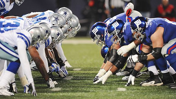 Cowboys-Giants