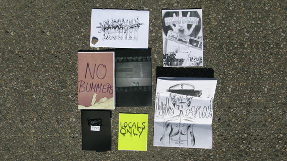 These are BMX zines.