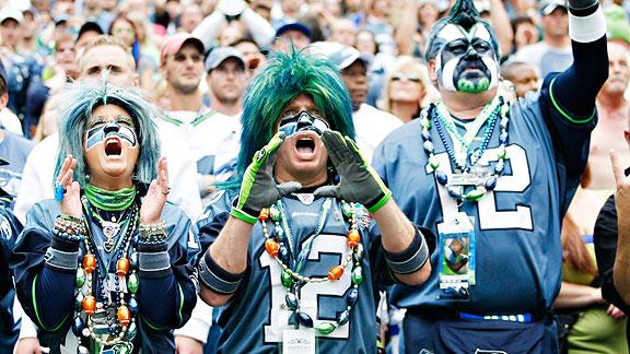 Seahawks Fan
