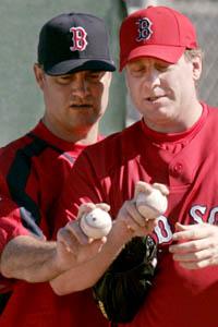 Curt Schilling & John Farrell
