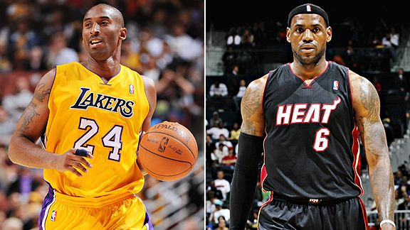 Kobe/LeBron