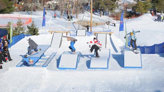 Eastern Snowboard League Debuts
